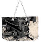 Mining Ore Cart Weekender Tote Bag