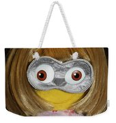 Minion In Disguise Weekender Tote Bag