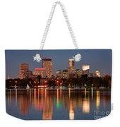 Minneapolis Weekender Tote Bag