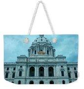 Minnesota State Capitol Weekender Tote Bag