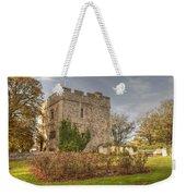 Minster Abbey Gatehouse Weekender Tote Bag