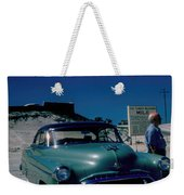 Miracle Mile Oldsmobile Weekender Tote Bag