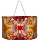 Miracles Can Happen Abstract Butterfly Artwork Weekender Tote Bag