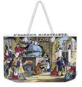 Miraculous Still, 1839 Weekender Tote Bag