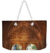 Mirador De Lindaraja La Alhambra Weekender Tote Bag