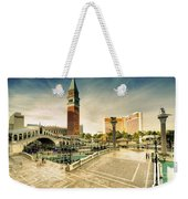 Mirage And The Venitian  Weekender Tote Bag