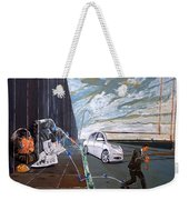 Mirages Of Lives Weekender Tote Bag
