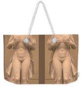 Mirror Image Adorable Beauty Princess Weekender Tote Bag by Navin Joshi
