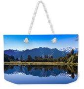 Mirror Lake Panorama Weekender Tote Bag