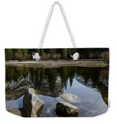 Mirror Lake Threesome 3 Yosemite Weekender Tote Bag