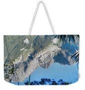 Mirror Lake Two New Zealand Weekender Tote Bag