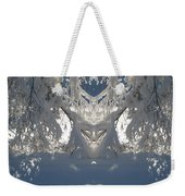 Mirror Of Snow  Weekender Tote Bag