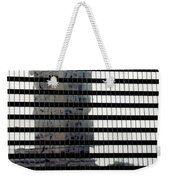 Mirrored Image Weekender Tote Bag