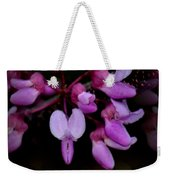 Mirrored Redbuds Weekender Tote Bag