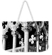Mirrored Shadows Weekender Tote Bag