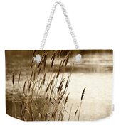 Mirroring Nature Weekender Tote Bag