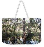 Mirroring The Swamp Weekender Tote Bag