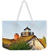 Mispillion Lighthouse - Lewes Delaware Weekender Tote Bag