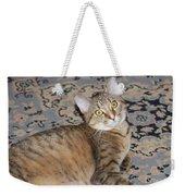Miss. Gretchen Weekender Tote Bag
