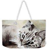 Miss Lilly Weekender Tote Bag