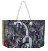Miss Millies Greatest Show On Earth Weekender Tote Bag