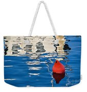 Miss Pattie Reflections Weekender Tote Bag