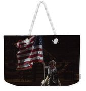 Miss Pro Rodeo Usa Weekender Tote Bag