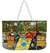 Miss Rose Has An Insight Paint Weekender Tote Bag