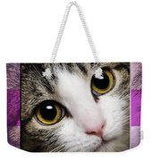 Miss Tilly The Gift 2 Weekender Tote Bag