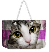 Miss Tilly The Gift 3 Weekender Tote Bag by Andee Design