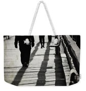 Missing The Shadows Weekender Tote Bag