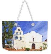 Mission Basilica San Diego De Alcala Usa Weekender Tote Bag