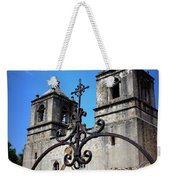 Mission Concepcion - Church II Weekender Tote Bag