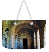 Mission Concepcion Cloister Weekender Tote Bag