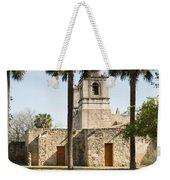 Mission Concepcion In San Antonio Weekender Tote Bag