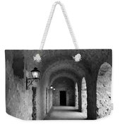 Mission Concepcion Rock Archway Weekender Tote Bag