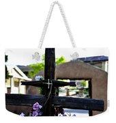 Mission Cross Weekender Tote Bag