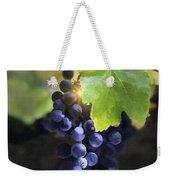 Mission Grapes II Weekender Tote Bag