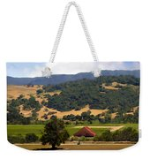 Mission Meadows Solvang California Weekender Tote Bag