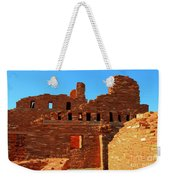 Mission Ruins At Abo Weekender Tote Bag