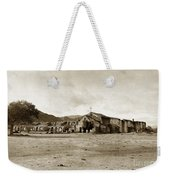 Mission San Antonio De Padua California Circa 1903 Weekender Tote Bag