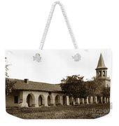Mission San Juan Bautista San Benito County Circa 1905 Weekender Tote Bag
