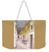 Mission San Juan Capistrano No 5 Weekender Tote Bag