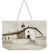Mission San Luis Obispo Circa 1890 Weekender Tote Bag