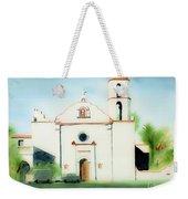 Mission San Luis Rey Dreamy Weekender Tote Bag by Kip DeVore