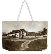 Mission San Rafael California  Circa 1880 Weekender Tote Bag