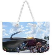 Mission Space Pavilion Weekender Tote Bag