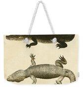 Mississippi Alligator Weekender Tote Bag