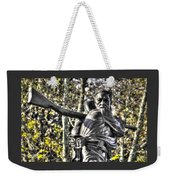 Mississippi At Gettysburg - Desperate Hand-to-hand Fighting No. 4 Weekender Tote Bag