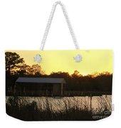 Mississippi Bayou 15 Weekender Tote Bag